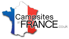 Campsites in France Logo